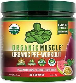 pre workout supplement no caffeine