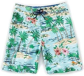 Tommy Bahama Baja Aloha Surf Board Swim Shorts