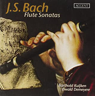 Sonates Pour Flute