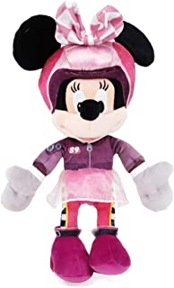 Disney Plush Roadster Minnie Racing 10In , PDP1601259