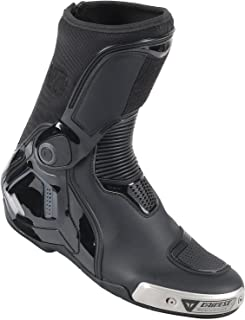 Dainese Torque D1 In Boots (42) (BLACK/ANTHRACITE)