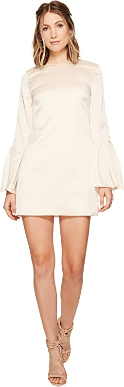 Chandelier Long Sleeve Mini Dress