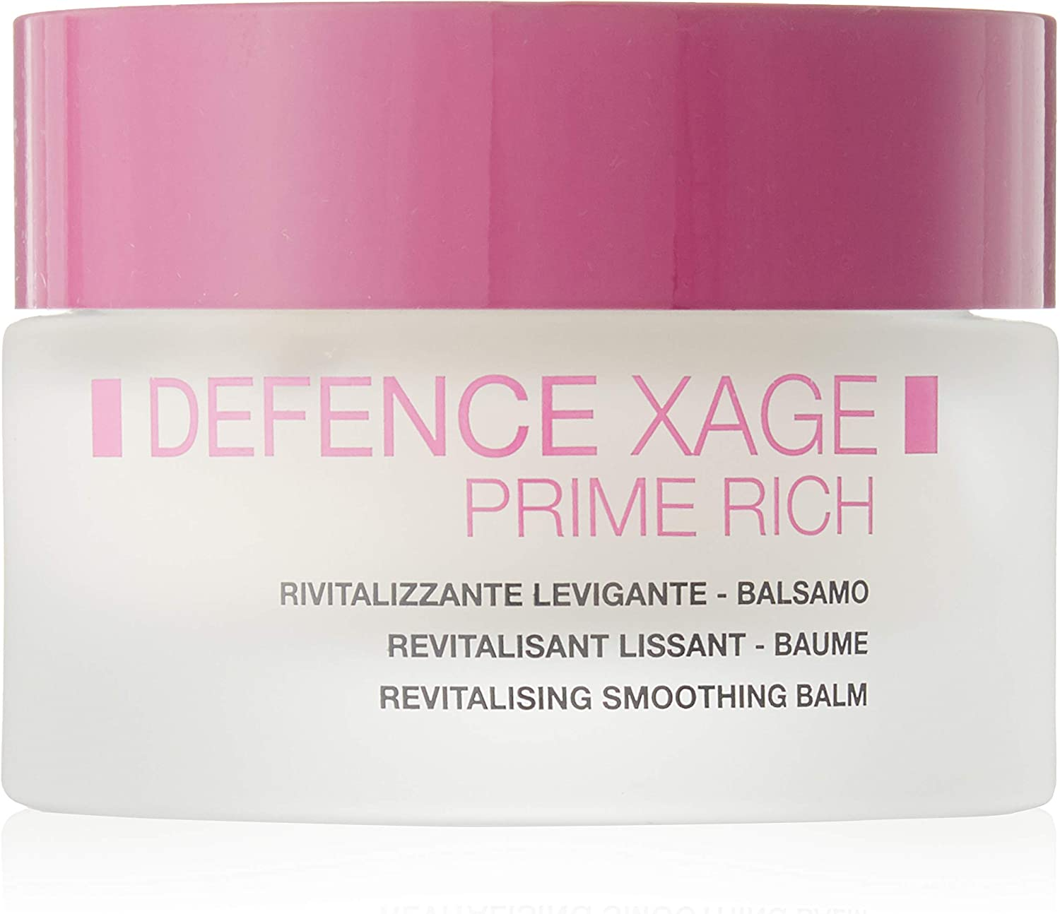 Defence Xage Prime Rich NEW before Special price for a limited time selling Smoothing 50ml Revitalizing Balm