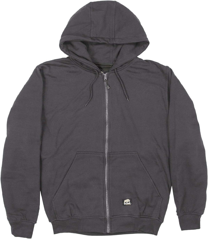 Berne Thermal Lined Hooded Sweatshirt
