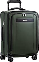 Briggs & Riley Transcend Tall Carry-On Expandable Spinner (Rainforest)