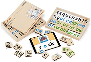 Learn to Read with The Interactive Toy for Tablet Magic Phonics