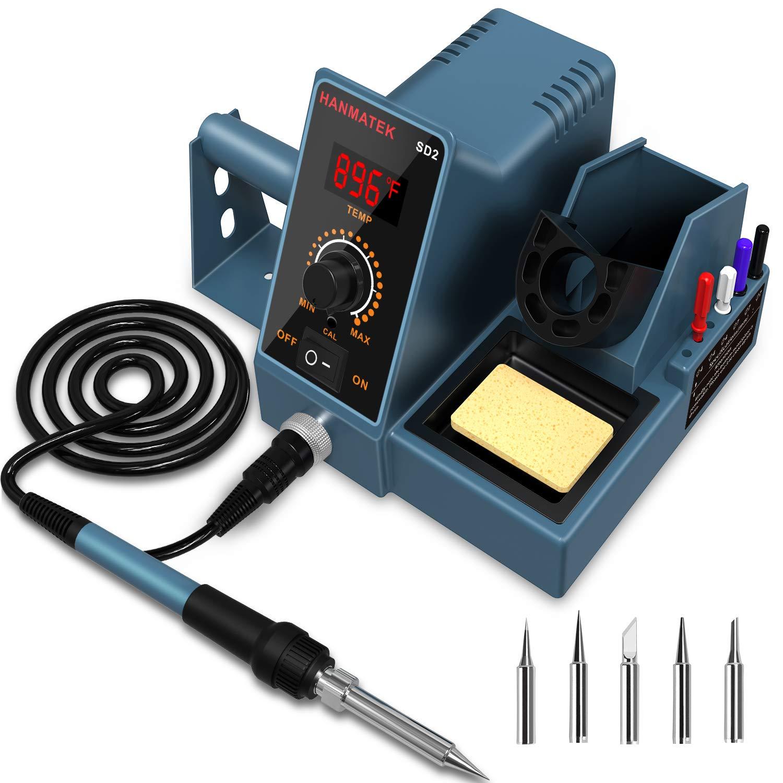 Soldering HANMATEK Temperature Adjustable Additional