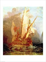 Ulysses Deriding Polyphemus by J.M.W. Turner Laminated Art Print, 24 x 32 inches