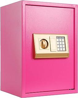 KYODOLED ديجيتال آمنة من الفولاذ الإلكتروني مع لوحة المفاتيح، خزائن مقفل، خزائن كبيرة لأموال المنزل، مكتب، أعمال فندقية عل...