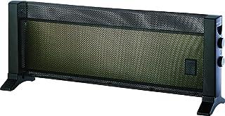Bastilipo PMM-1200 Placa de Mica, 1200 W, Negro
