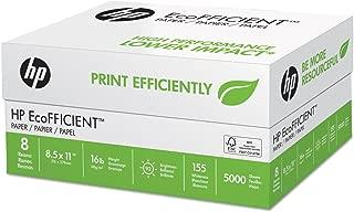 HP 216000 Copy Paper, 16lb, 92Brt, 8-1/2