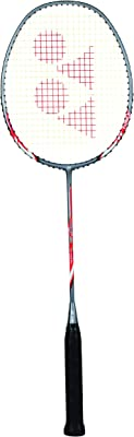 Yonex Nanoray Light 8i LCW Graphite Badminton Racquet with free Full Cover (Purple/Blue, G4, 77 Grams, 30 lbs Tension)