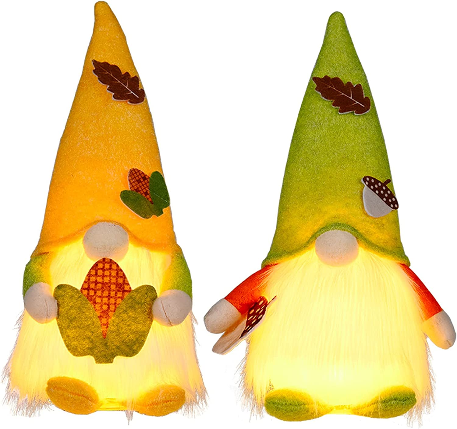 Gnomes Plush Decor Lighted Max 65% OFF Gnome up for New mail order Home Light