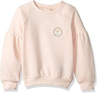 New Roxy Kids Polkadot Party Cozy Sweater Cotton Acrylic