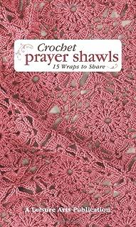 LEISURE ARTS Crochet Prayer Shawls 5135