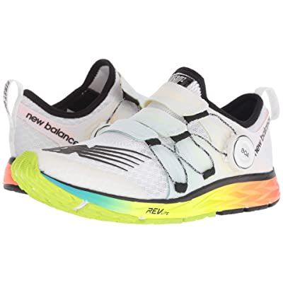 New Balance 1500T2 (White/Multicolor) Women