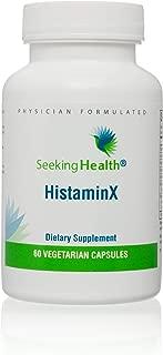 seeking health histaminx