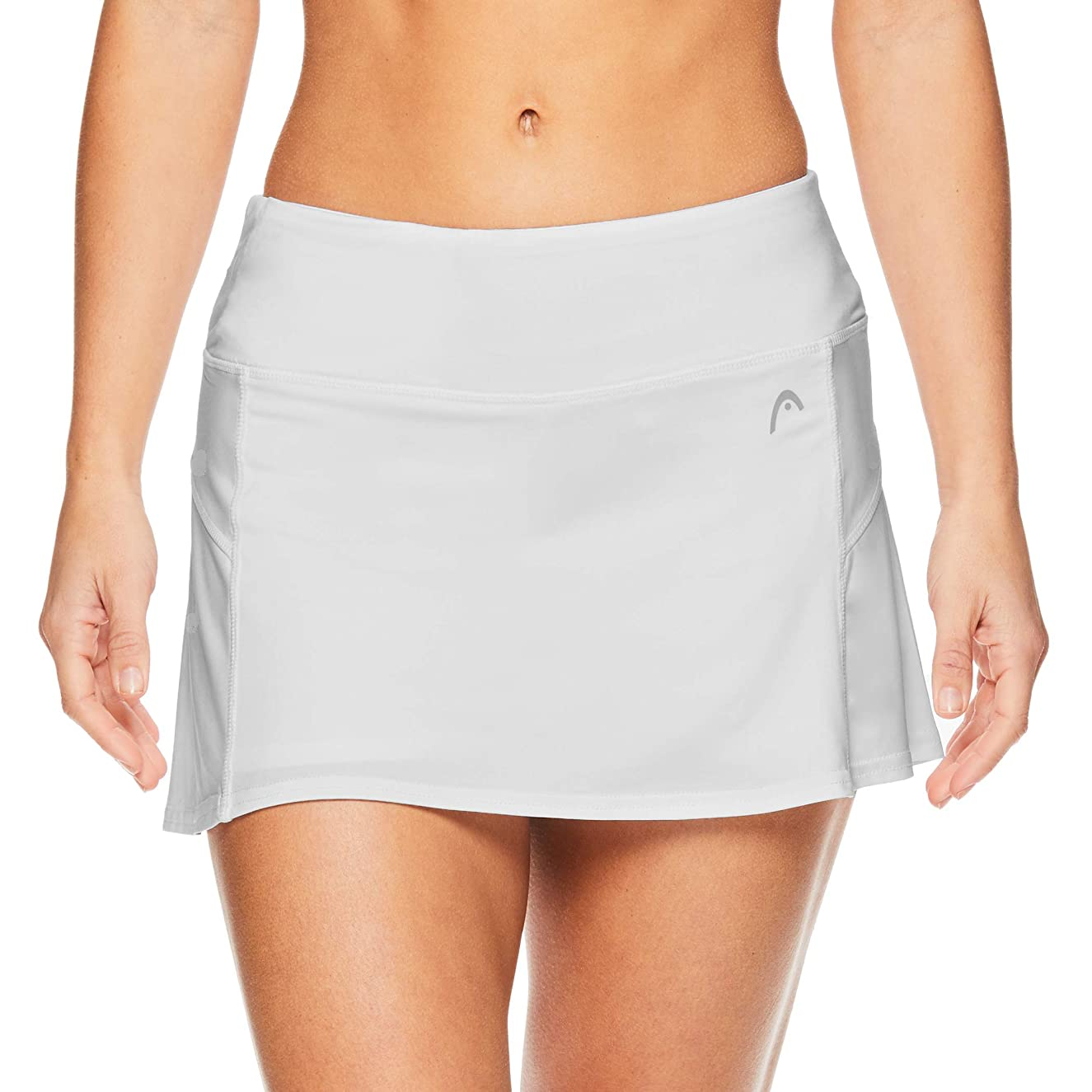 HEAD Women's Athletic Tennis Skort - Performance Training & Running Skirt