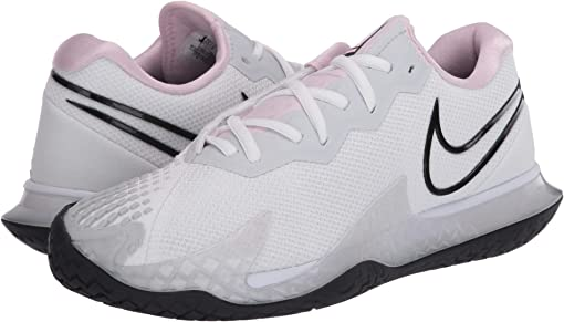 White/Black/Pink Foam/Pure Platinum