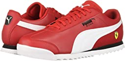 reputable site 85f8c 25092 Puma suede classic high risk red white + FREE SHIPPING ...