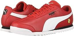 Rosso Corsa/Puma White/Puma Black