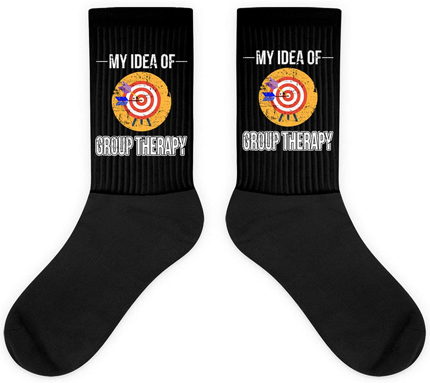 Youth USA Archery Gift,My Idea Of Group Therapy,Bow, Archers Soc