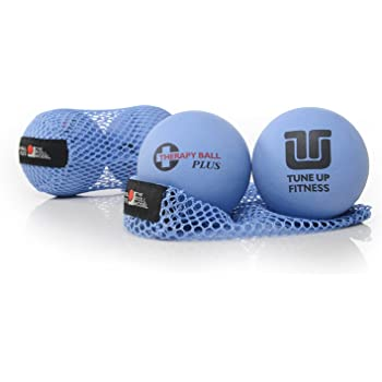 Tune Up Fitness Therapy Balls Plus with Tote