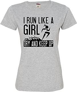 Best run like a girl apparel Reviews