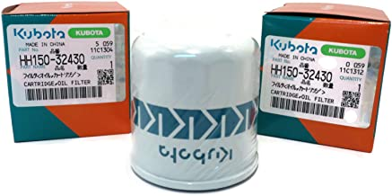 (2) OEM Kubota OIL FILTER HH150-32430 Replaces 70000-15241 fits Grasshopper ZTR /&supplier-theropshop