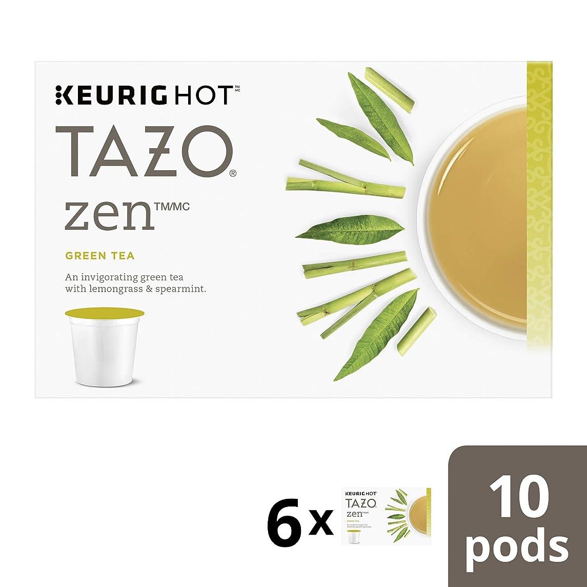 Tazo Zen Green Tea, K-Cups, 10ct