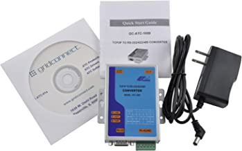 Serial Ethernet Converter- ATC-1000 Low Cost RS232/422/485 to Ethernet
