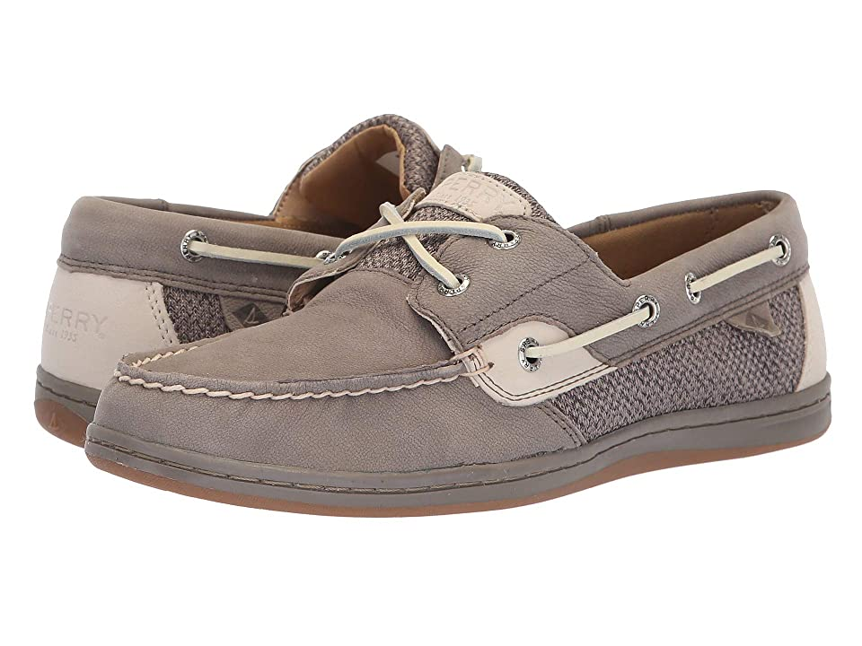 Sperry Koifish Herringbone Tweed (Graphite) Women