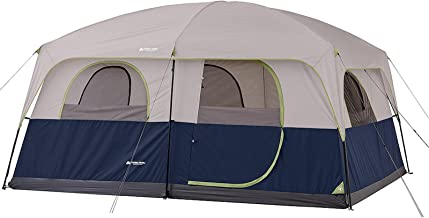 OZARK 10-PERSON 2 ROOM CABIN TENT WATERPROOF RAINFLY...