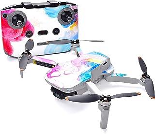 DJFEI Mavic Mini 2 Drone Body Skin, 1 Set Adesivi Mini 2 Drone Decals Espressione Facciale Skin per DJI Mavic 2 Drone e Te...