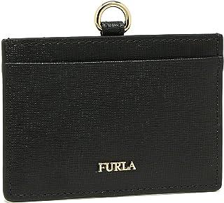 [フルラ]カードケース レディース FURLA 993511 PAR4 B30 O60 ブラック [並行輸入品]