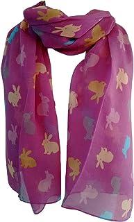 Lilac Floral Pashmina Wrap Shawl Pink Green Purple Flowers Powder Spring Hare