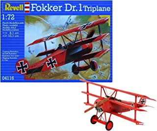 Revell Of Germany Fokker Dr.1 PL Triplan