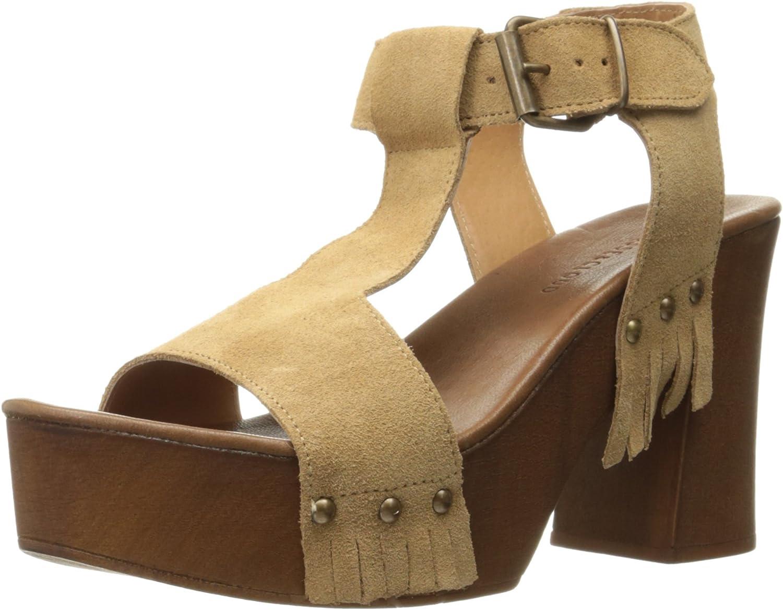 Musse & Cloud Women's Lenkay Heeled Sandal