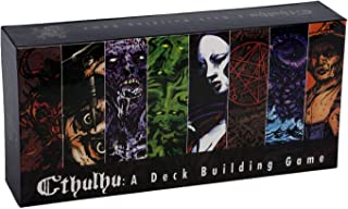 cthulhu deck building game