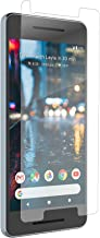 ZAGG InvisibleShield Glass Defense Screen Protector for Google Pixel 2 - Case Friendly - Clear