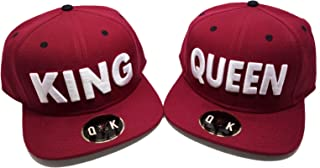 QUEENITED KINGDOM Snapback King & Queen