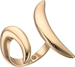 Robert Lee Morris - Curved Gold Ring