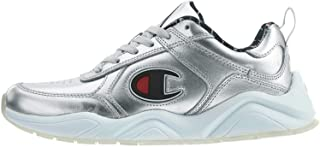 Champion Mens 93Eighteen Block Lace Up Sneaker Shoes