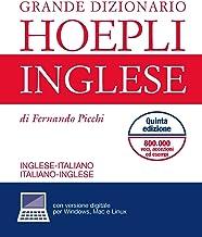 Scaricare Libri Grande dizionario di inglese. Inglese-italiano, italiano-inglese. Con aggiornamento online PDF