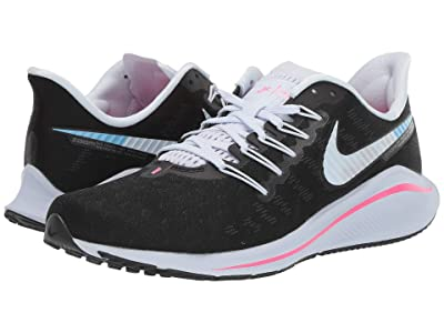 Nike Air Zoom Vomero 14 (Black/Hyper Pink/Football Grey/Pink Beam) Women