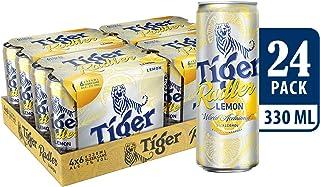 Tiger Radler Lemon Can, 330ml (Pack of 24)