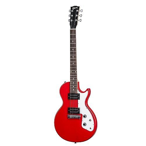 Gibson USA 2017 Melody Maker - Guitarra eléctrica, Bright Cherry (Amazon Exclusivo)