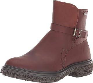 حذاء برقبة حتى الكاحل للسيدات من ECO CrepeTray Gore-Tex، صدأ، 38 M EU (7-7. 5 أمريكي)