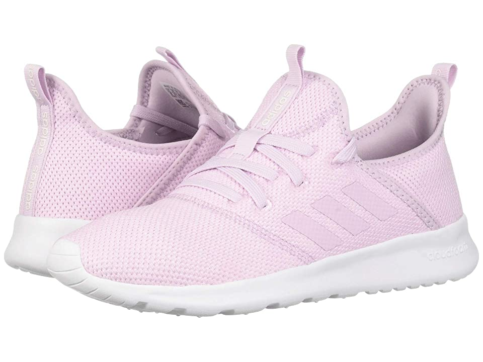adidas Cloudfoam Pure (Aero Pink S18/Aero Pink S18/Footwear White) Women's Shoes