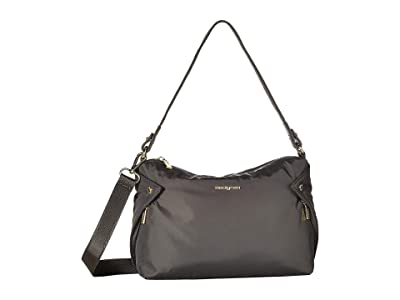 Hedgren Prisma Reflect Mini Hobo (Pavement) Hobo Handbags